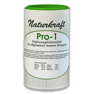 hochwertige Kräutermischung | naturkraft pro1