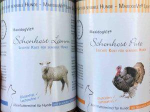 reico schonkost pute und schonkost lamm